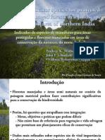 Seminário Biodiversidade Universidade de Brasília