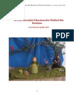 Revista Asociației Educatoarelor Waldorf din Romania, nr. 2, anul 2013