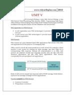Web Technology unit v notes.pdf