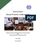 FINALMeeting Report_Yth Emp_20 April 2012_1