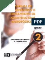 Manual y diagnostico para axidentes con agrotoxicos