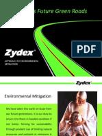 Zydex Nanotechnology for Green Roads-22Aug2014