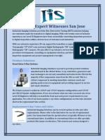 Medical Expert Witnesses San Jose.pdf