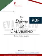 Una Defensa Del Calvinismo