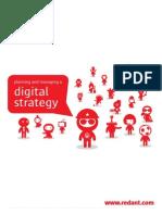 Digital Strategy Whitepaper Redant