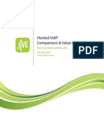 Whitepaper Jive Hosted Voip