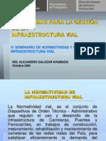 2. Normas gestión de infraestructura vial-Ing. Salazar.ppt