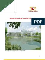 Gemeente Utrecht Kantorenstrategie 2012