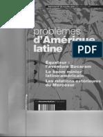 Le Boom Minier Latino-Américain Et Le Cas Particulier Du Brésil. Octavio Suarez