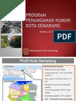 Program Penanganan Kumuh Kota Semarang