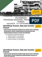 Program Penanganan Kumuh Kota Palembang