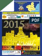 Costa Calida Chronicle January 2015