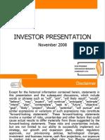 Inventor Presentation SPARC Nov 2008