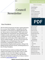 1T2 Council Newsletter #2 (January 2010)