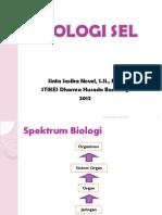 Biologi Sel (1)