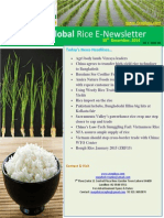 30th December,2014 Daily Global Rice E-newsletter by Riceplus Magazine