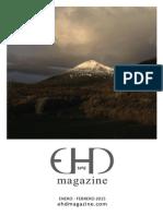 EHD Magazine NÚMERO 8 -ENERO Y FEBRERO  2015