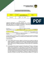 Peñarol Contrato de Adquisicion de Palco Butaca