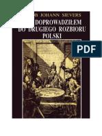 Sievers, Jakob Johann - Jak Doprowadziłem Do Drugiego Rozbioru Polski – 1992 (Zorg)