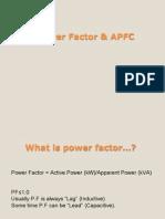 APFC Class Notes Basics