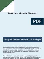 Eukaryotic Microbial Diseases