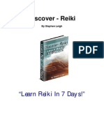 Leigh,S. - Discover Reiki