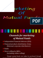 Marketing of Mutual Funds