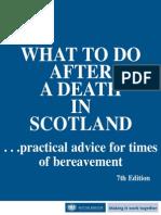 0025575 Death in Scotland