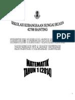 RPT MT KSSR Tahun 1