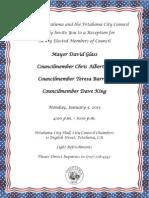 swearing in 2015 city of Petaluma