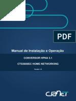 Manual_pt Conversor Coaxial HPNA 3.1 Home Networking(2)