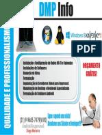 dmp info