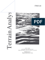 Army - fm5 33 - Terrain Analysis