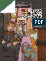 Beyond Countless Doorways - A Planar Sourcebook