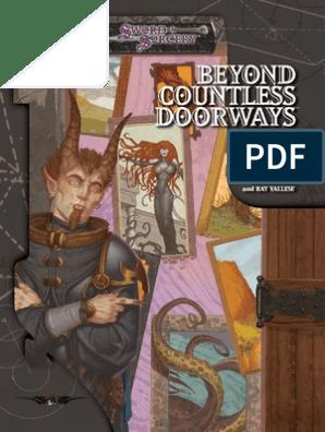 Beyond Countless Doorways A Planar Sourcebook Parallel