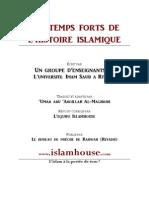 Les Temps Forts de l'Histoire Islamique L'Ère Des Califes Bien Guides