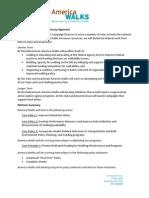Federal Policy Platform
