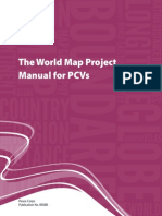 Peace Corps The World Map Project Manual for PCVs 2014