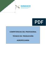 Estandares de Producción Agropecuaria
