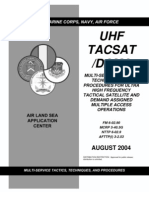 Army - FM6 02X90 - Multi-Service Tactics, Techniques, and Procedures, for Ultra High Frequency Tactical Satellite and Demand Assigned Multiple Access Operations