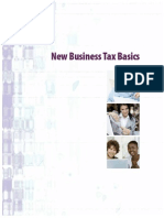 Business Tax Basics