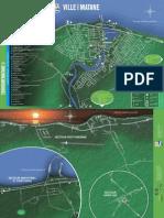 Carte de La Ville de Matane 2012