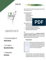 Tentir Modul Respirasi - Sumatif II Part IV