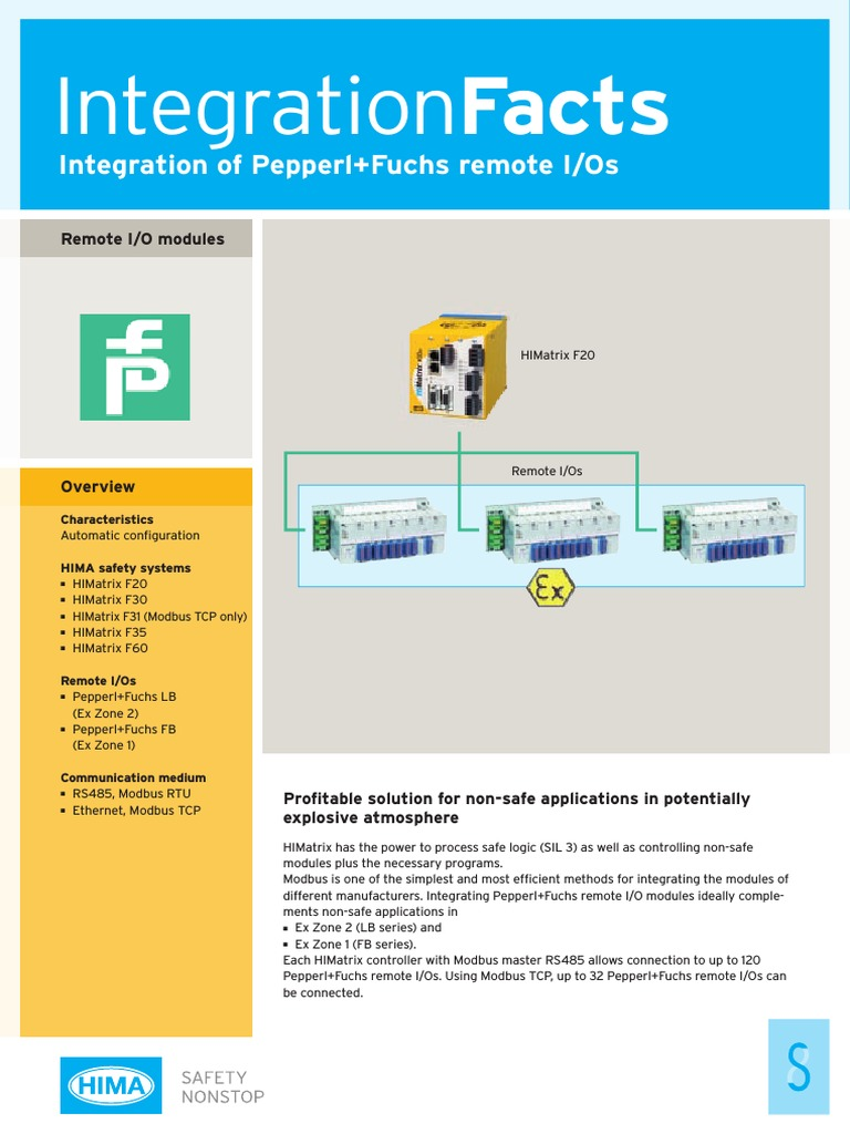 Integrationfacts Pepperlfuchs Epdf Electrical Connector Data Modbus Wiring Methods Transmission