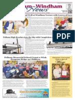 Pelham~Windham News 1-2-2015