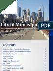 City of Minniapolis - 2015 Audit Plan