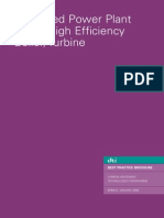 Advanced Power Plant Using High Efficiency Boiler - Turbine