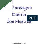 902244 a Mensagem Eterna Dos Mestres