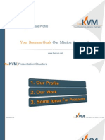 TheKVM Corporate Profile 2014