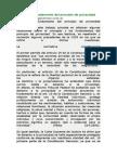 Concepto y Fundamento Del Principio de Privacidad